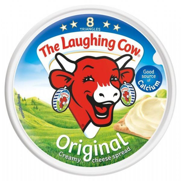 Laughing Cow Triangles Original 140g